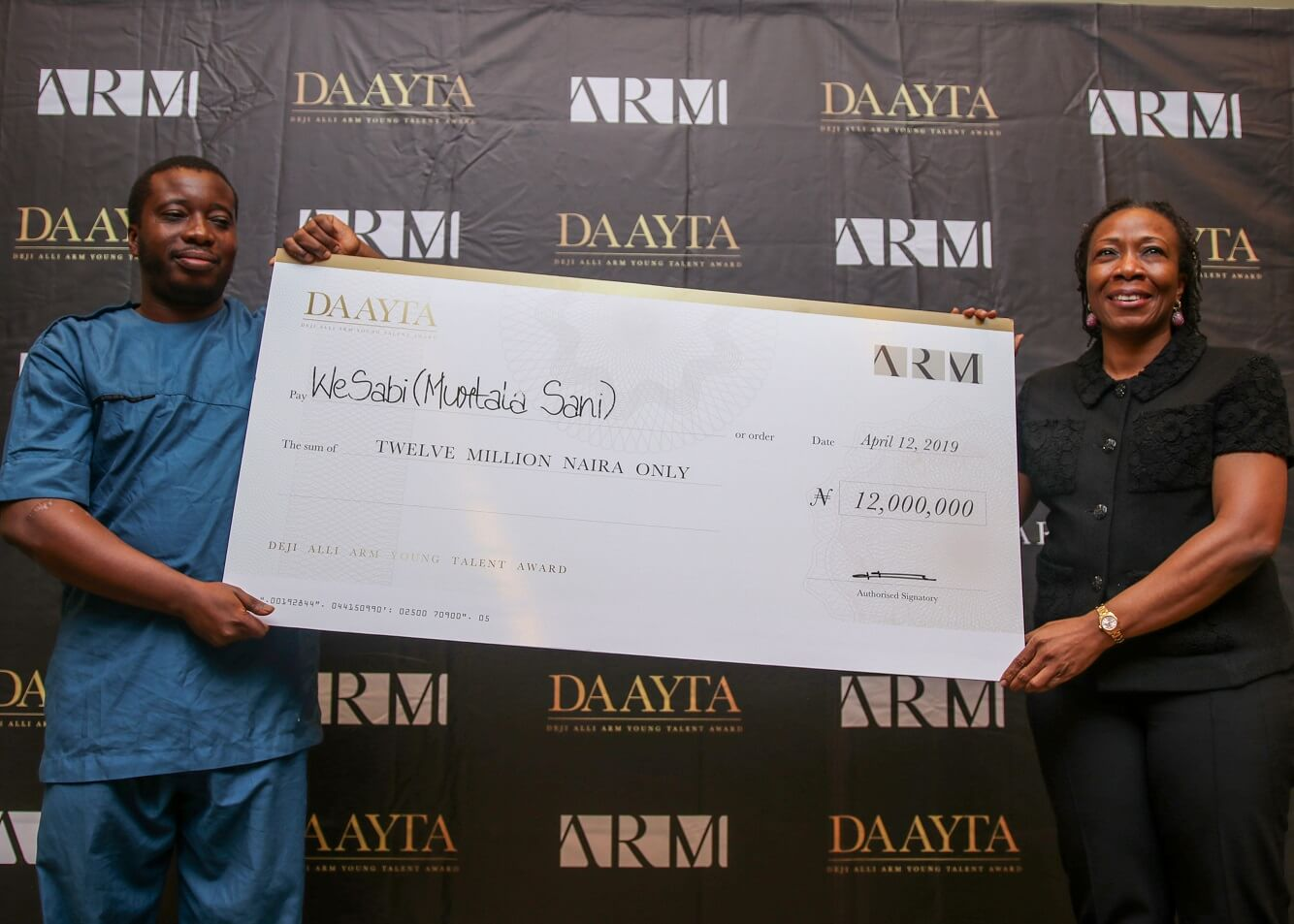 ARM gives back with DAAYTA 2019
