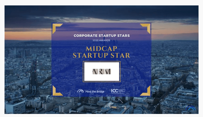 LABS by ARM Wins Midcap Startup Stars Award